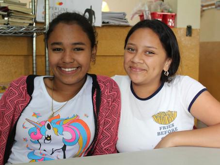 Hopeful Hermanas in Nicaragua
