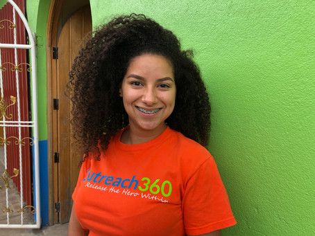 A Young Volunteer's Experience with Outreach360