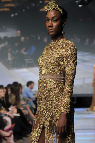 Couture Designer Meggie Hadiyanto
