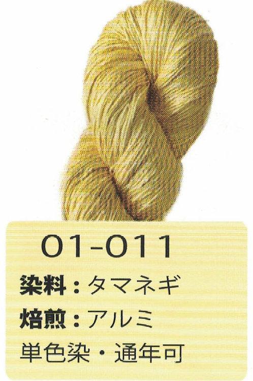 単色染 011 タマネギ