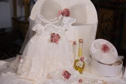 ρομαντικό σετ βάπτισης