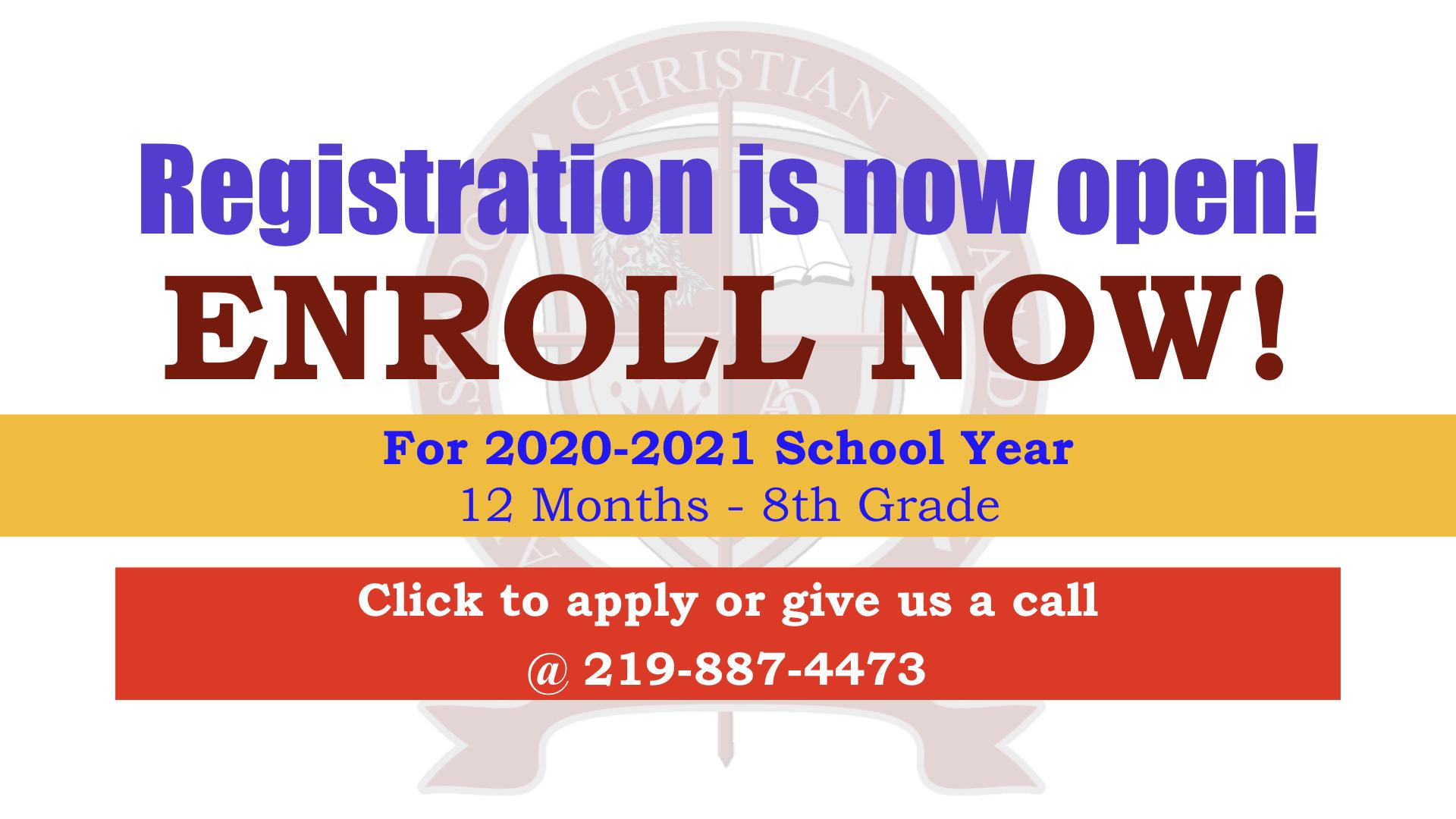 20220-2021 Enrollment