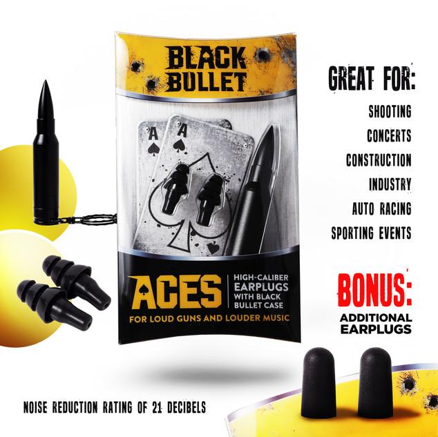 Black Bullet Infographic 1