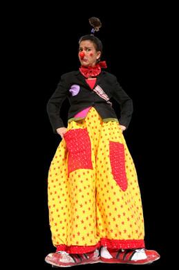 spectacle clown Enfants