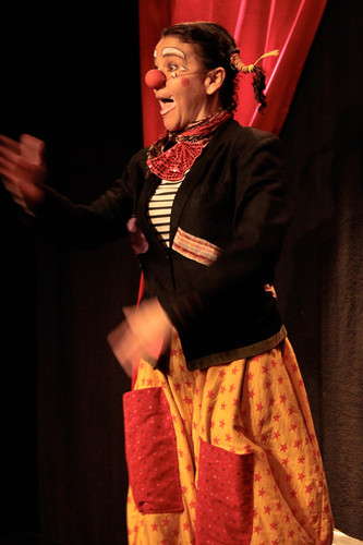 spectacle clown 34800 Canet