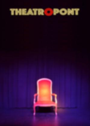 scène de notre théâtre, fauteuil metteur en scène