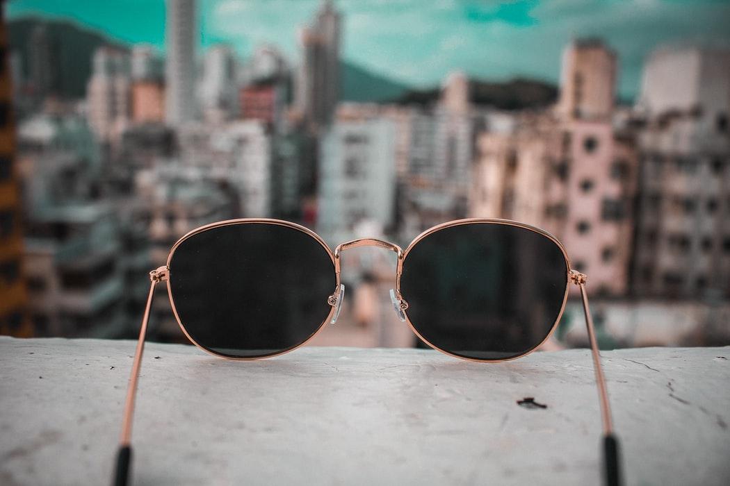 Solaire metal arrière plan favela