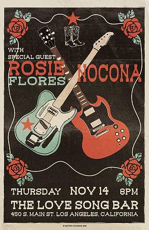 rosiefloresWNocona-lovesongwebSrgb_11x17