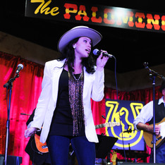 Liz Brasher The Palomino Rides Again 2018