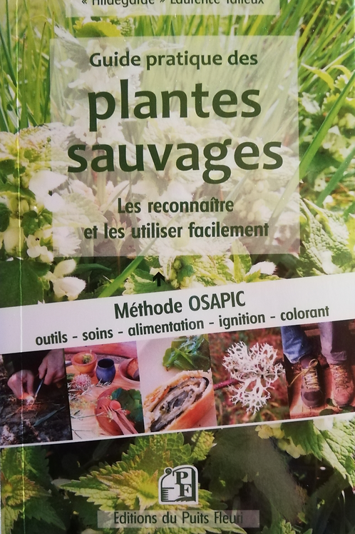 Guide pratique des plantes sauvages