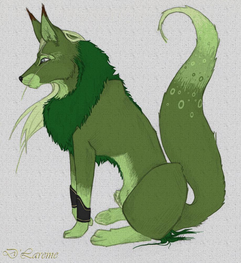Character Concept - D'Lareme