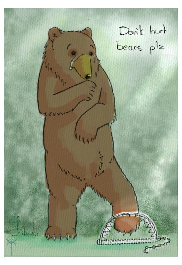 Bear help
