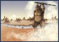 Rhino Mage