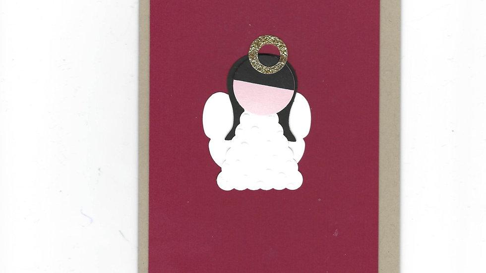 #1010 Angel Card