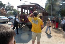 History Park Trolley