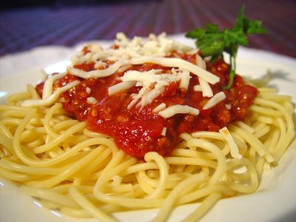 Spaghetti (with or without meatballs)