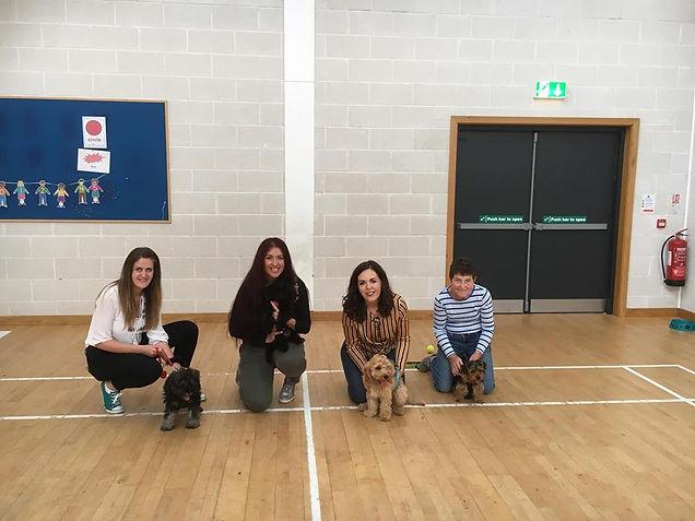 Puppy Graduates