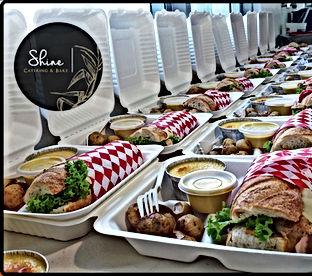 Eventos empresariales - Shine Catering