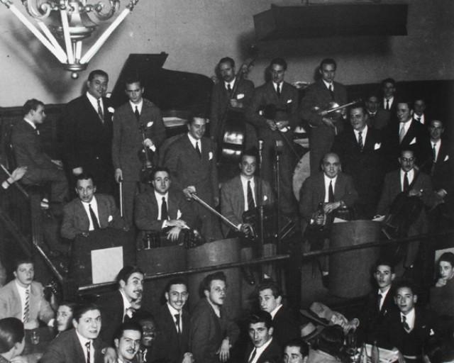 Orquesta Típica de Piazzolla del 46