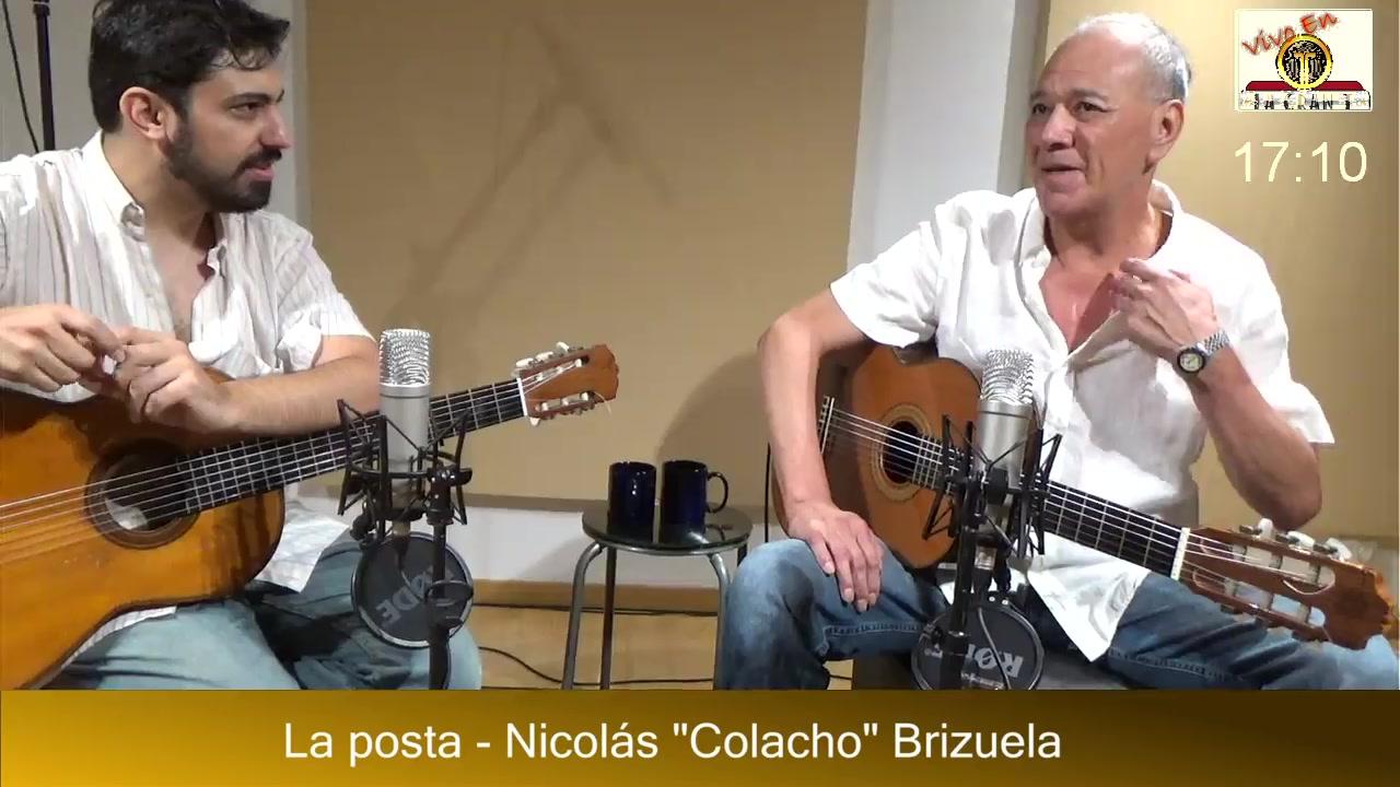 La Posta - Colacho Brizuela