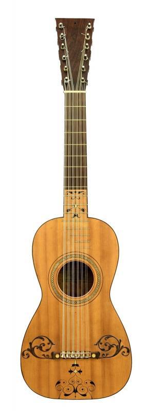 Guitarra Juan Pagés, 1791