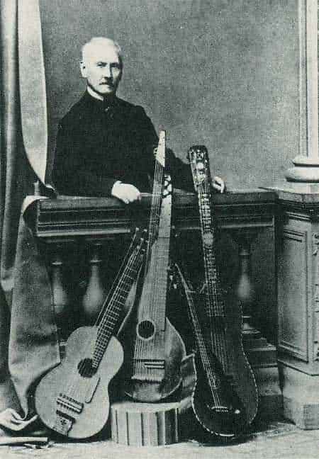 Napoleón Coste fotografía