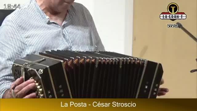 La Posta - Cesar Stroscio