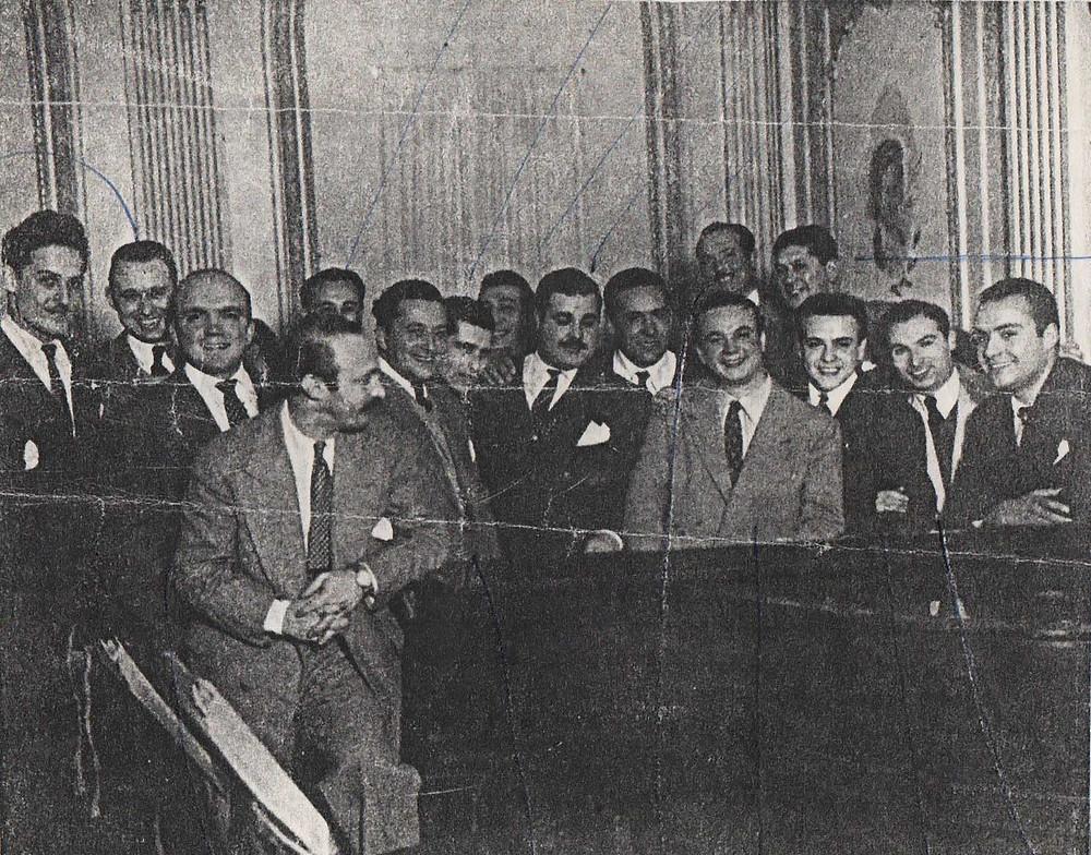 Orquesta de Piazzolla del 46 Radio Mitre