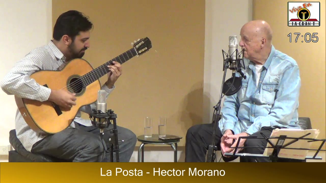 La Posta - Hector Morano