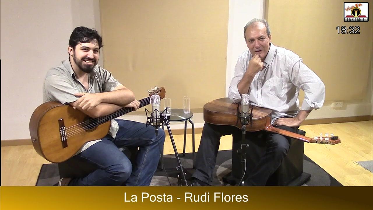 La Posta - Rudi Flores