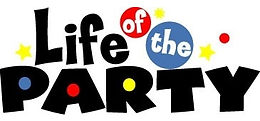 Life of the party - 3 Hour Air Graffiti Event - Book Now