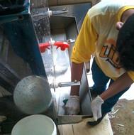 Higienização de Bebedouros industriais