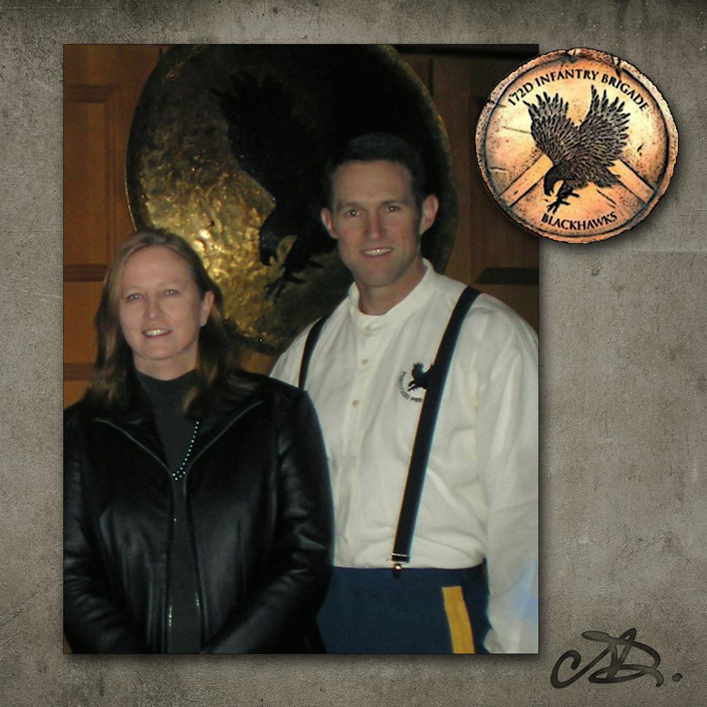 Memorial Dedication U.S. Army.