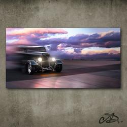 Automotive Artwork
