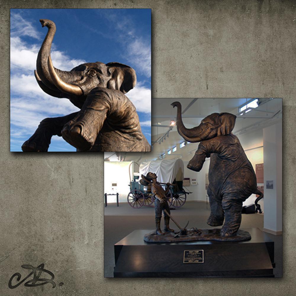 Elephant - Pioneer Museum