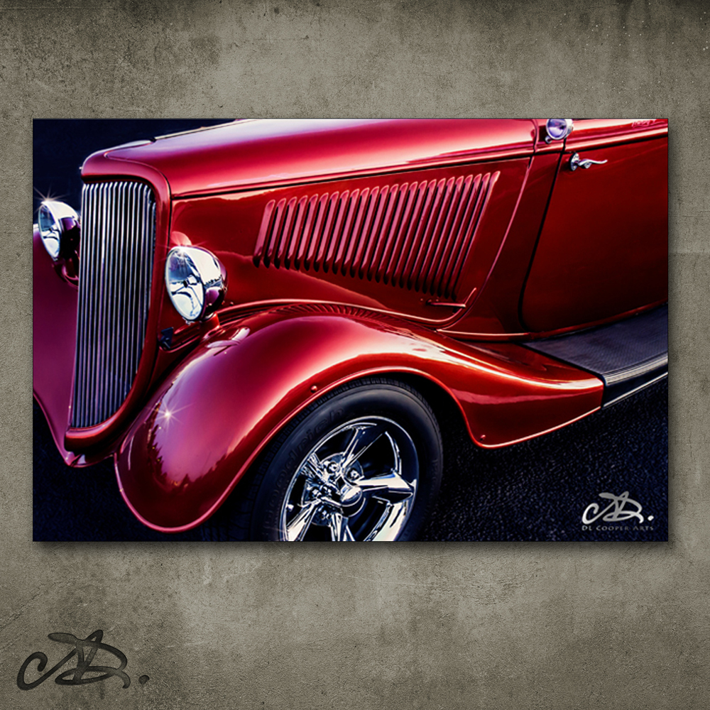 Automotive Artwork