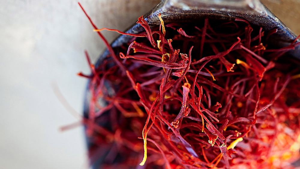 selected saffron
