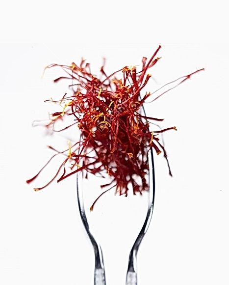 Image of saffron strands