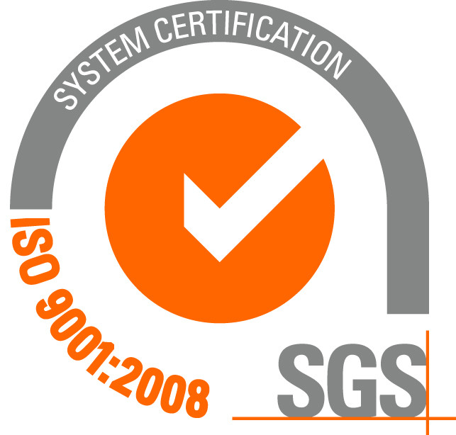 SGS ISO Certified