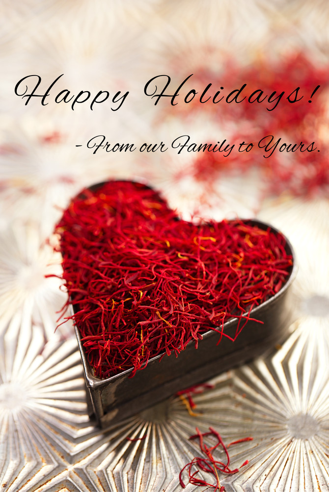 Wishing you and yours a very Happy Holiday Season!