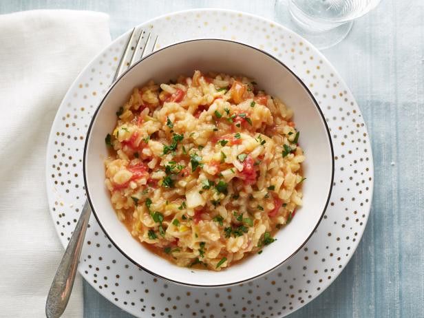 Must Try Recipe : Vegan Saffron Risotto