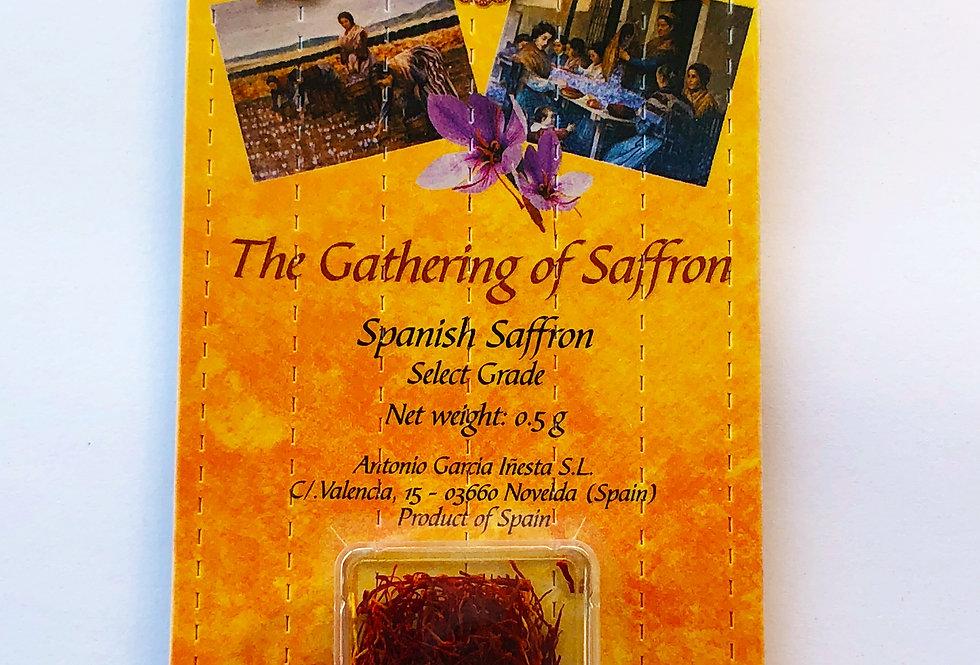 1/2 Gram Premium Saffron