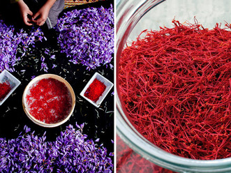 Saffron might slow age-related macular degeneration