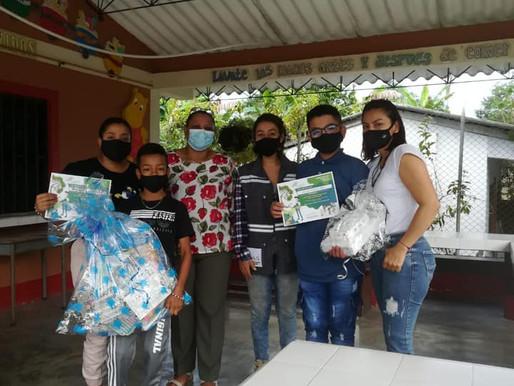 Concurso de cuento y dibujo de la mano de Compañía Agrícola de la Sierra