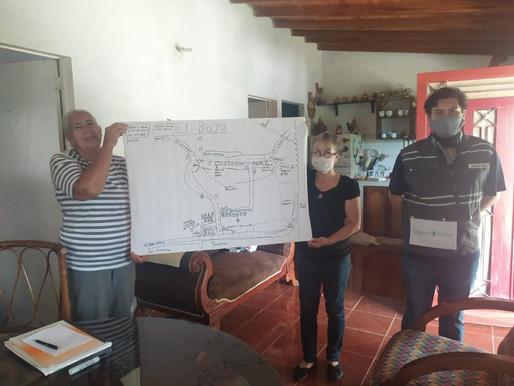 Conociendo la comunidad de la mano con nuestro aliado Tablemac MDF