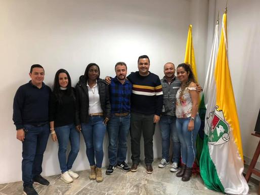 Dialogando con las comunidades vecinas de nuestro aliado Duratex