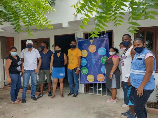 Seguimos construyendo de la mano con nuestro aliado ISA INTERCOLOMBIA
