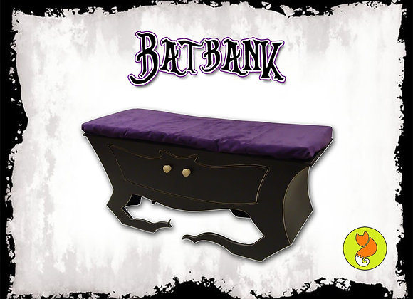 Gothic Bench -Batbank