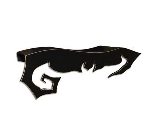 Gothic Wall Shelf - Bat