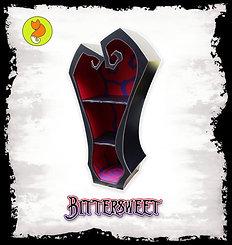 Gothic Bookshelf - Bittersweet